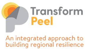 Transform Peel Logo