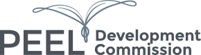 Peel Development Commission logo