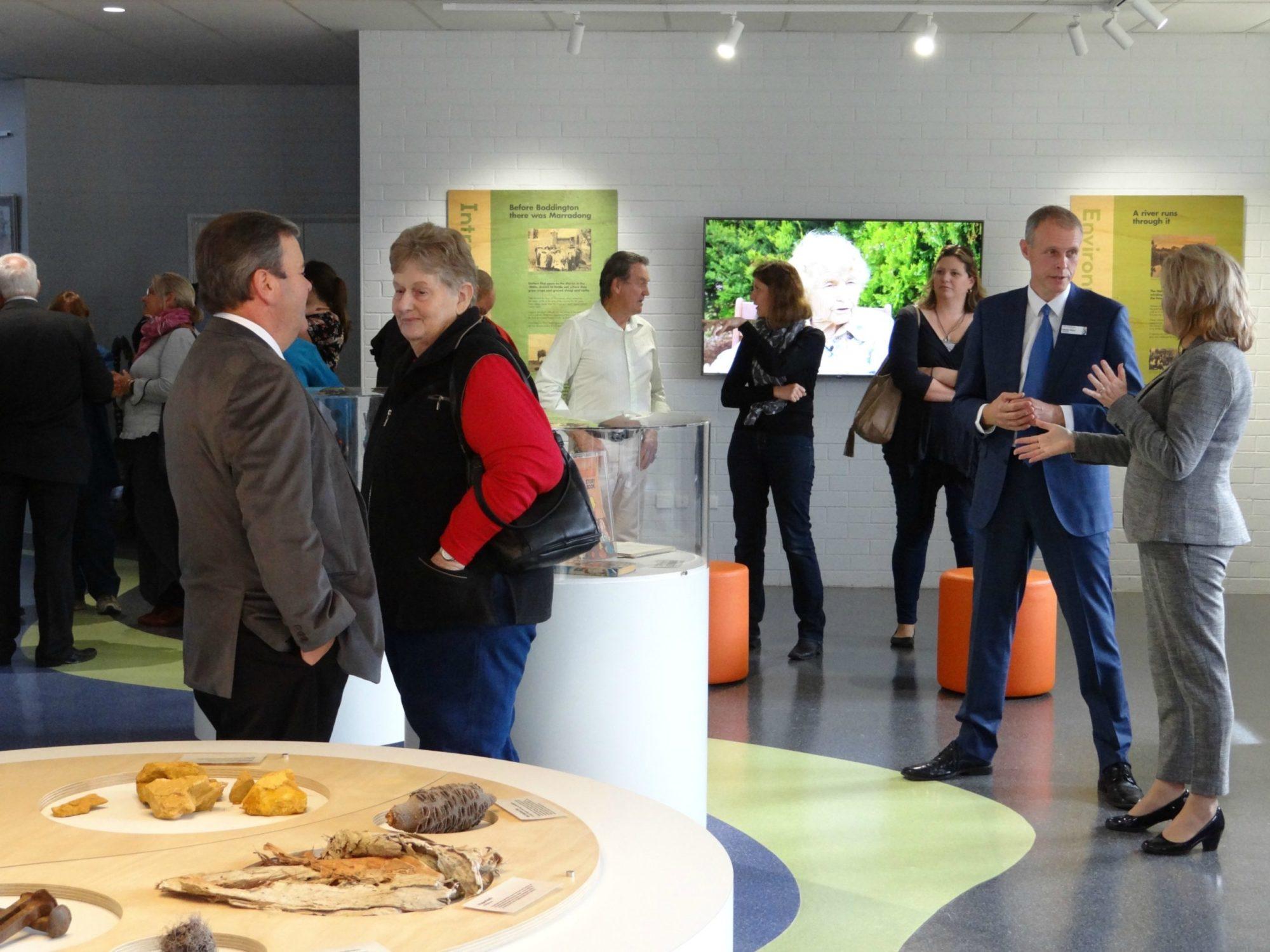 Boddington Interpretive Centre Opening