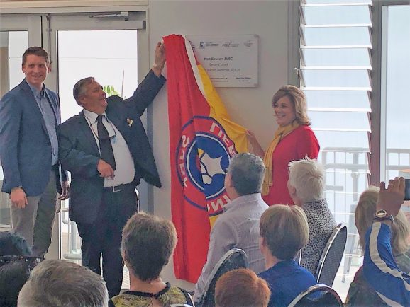 Port Bouvard Surf Life Saving Club Second Level Official Opening