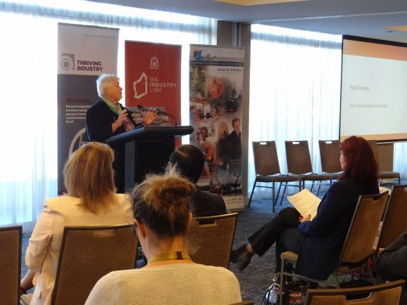 WA Industry Link Regional Communications Forum