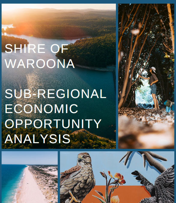 Sub-regional Economic Opportunity Analysis
