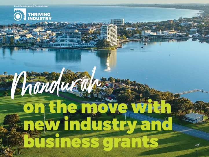 Mandurah on the move with new industry and business grants