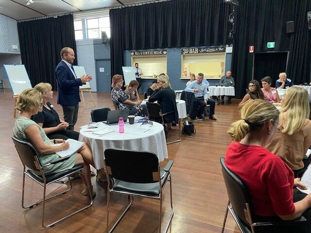 Local Government Public Health Plan Strategy Workshop