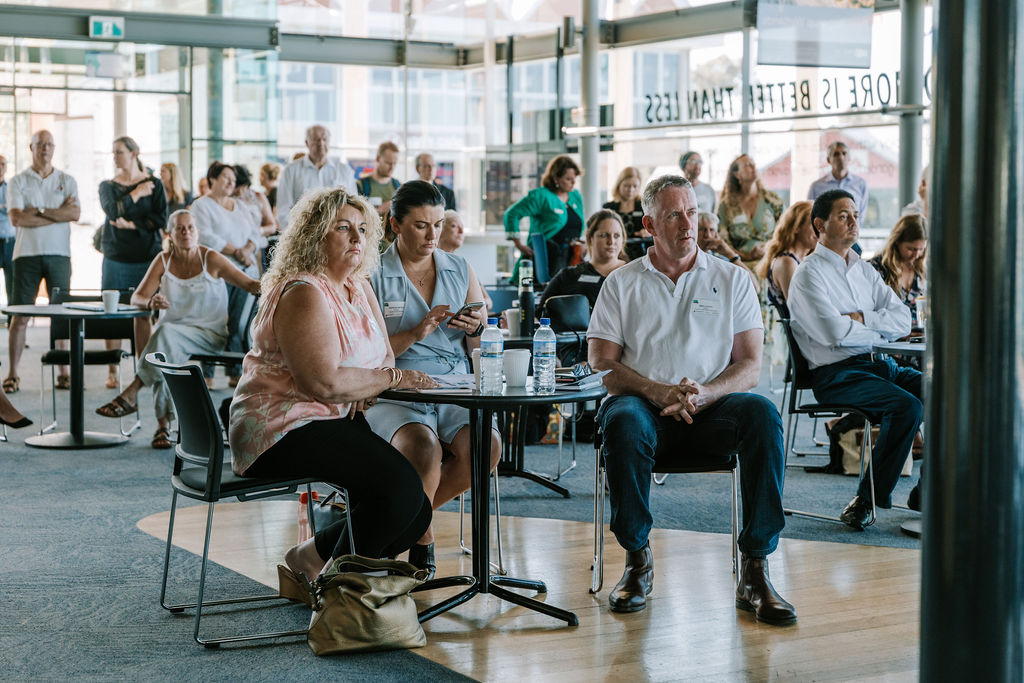 Peel Business Mastery Event