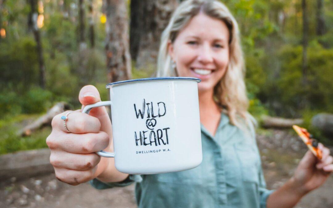 Wild at Heart mug