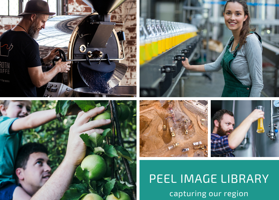 Have your business included in the Peel Image Library